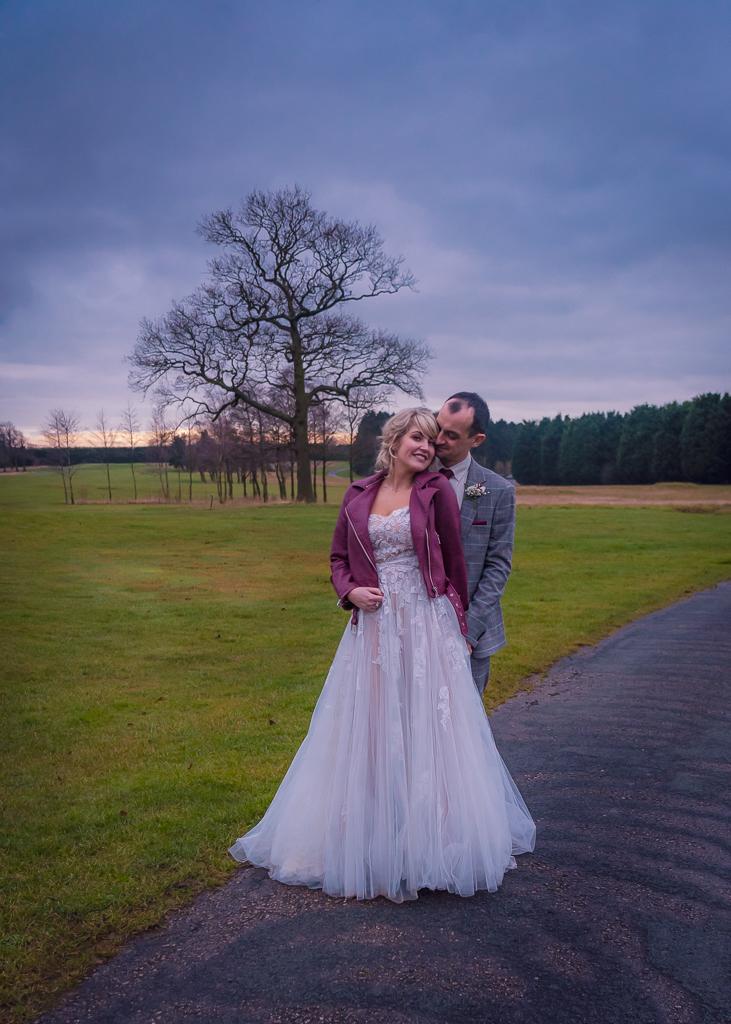 Gemma & Simon's Wynyard Hall Wedding