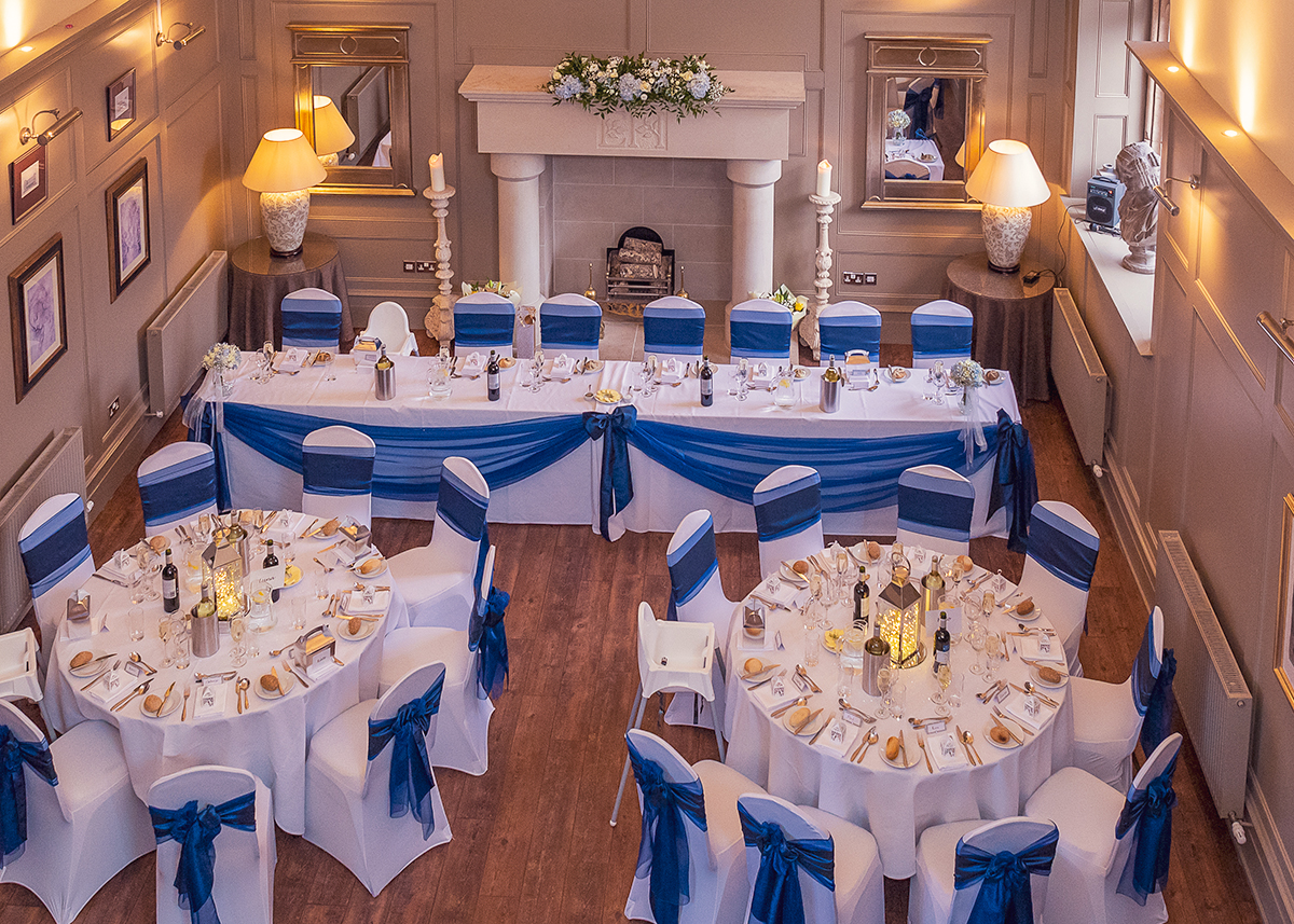 Book your wedding reception here