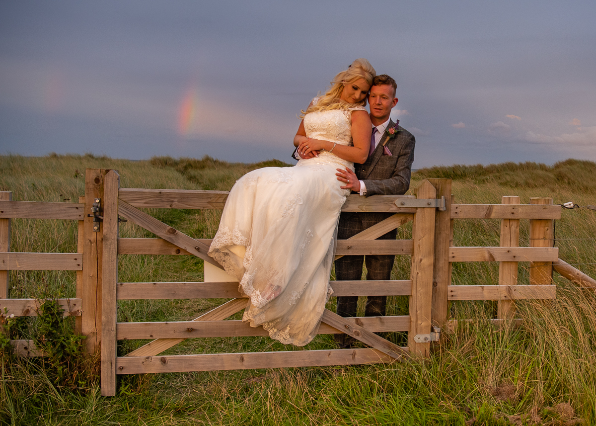 Barn on the Bay Wedding Photographer