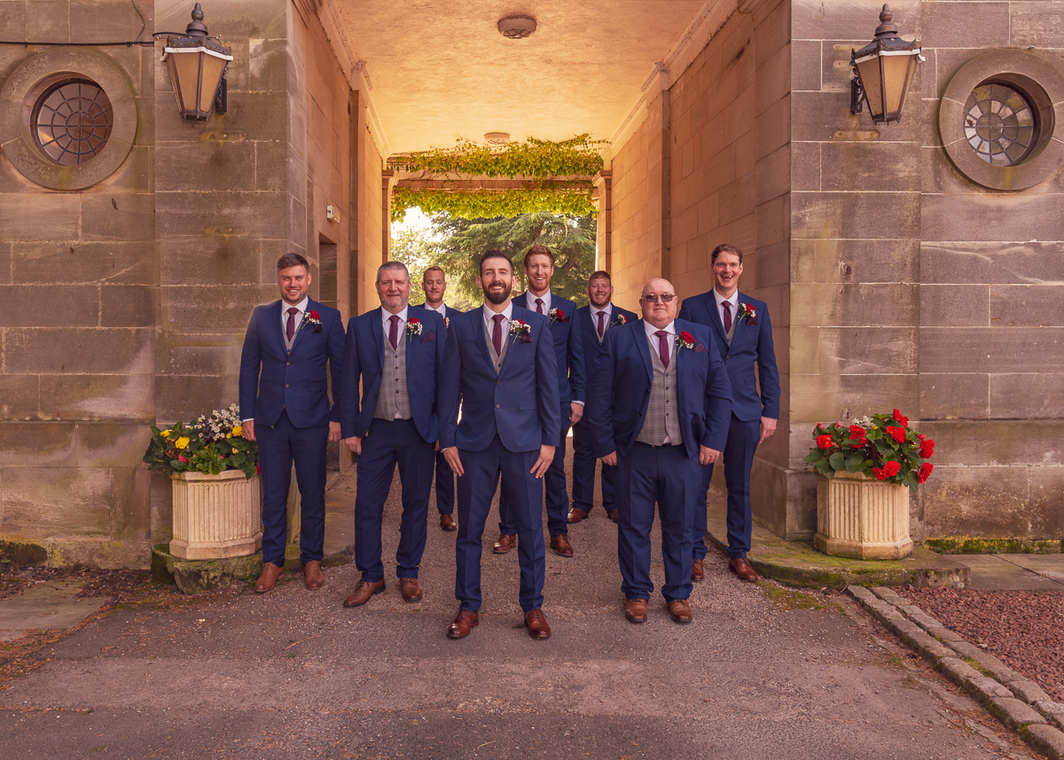 Jess & Nathan's Wedding at Doxford Hall