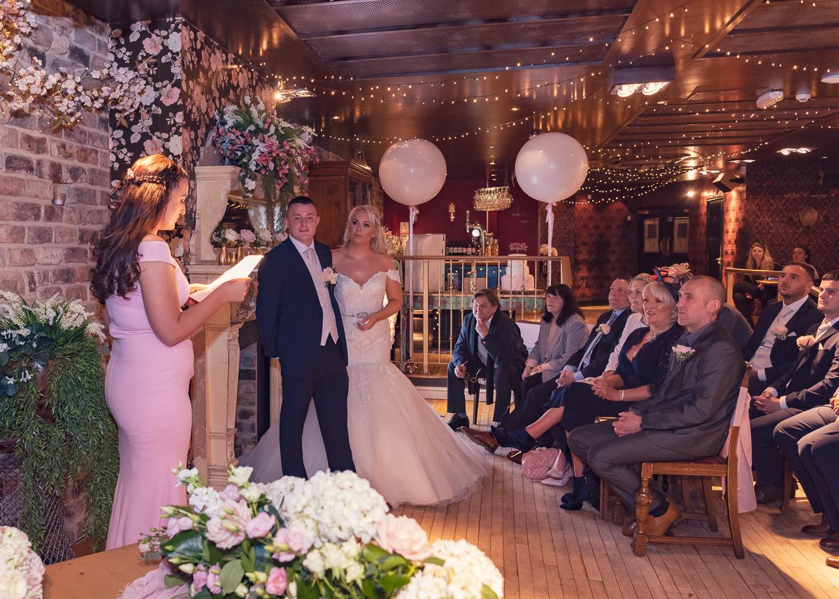 Laura & Craig's Wedding at As You Like It, Jesmond