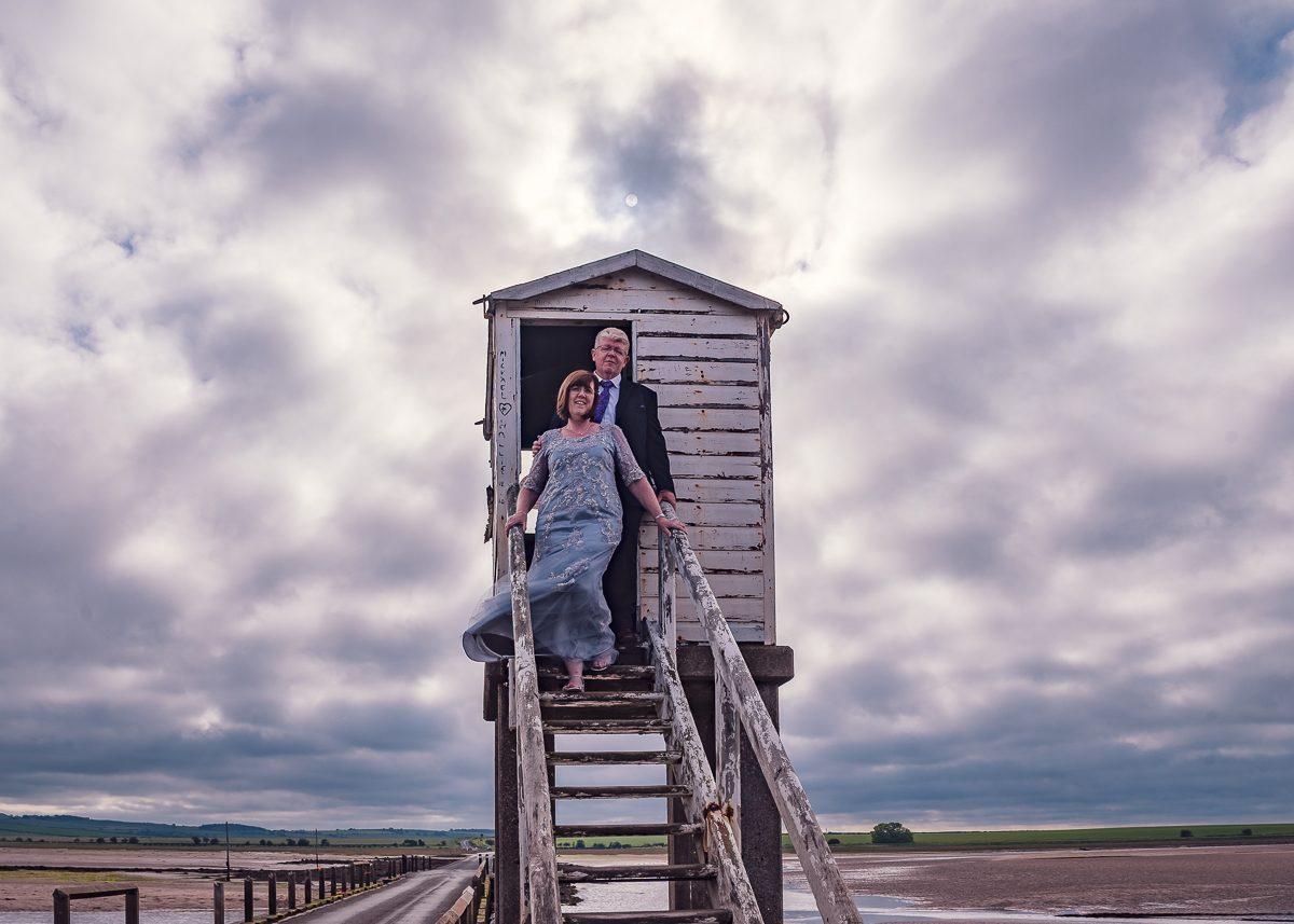Lindisfarne Castle Wedding Photography
