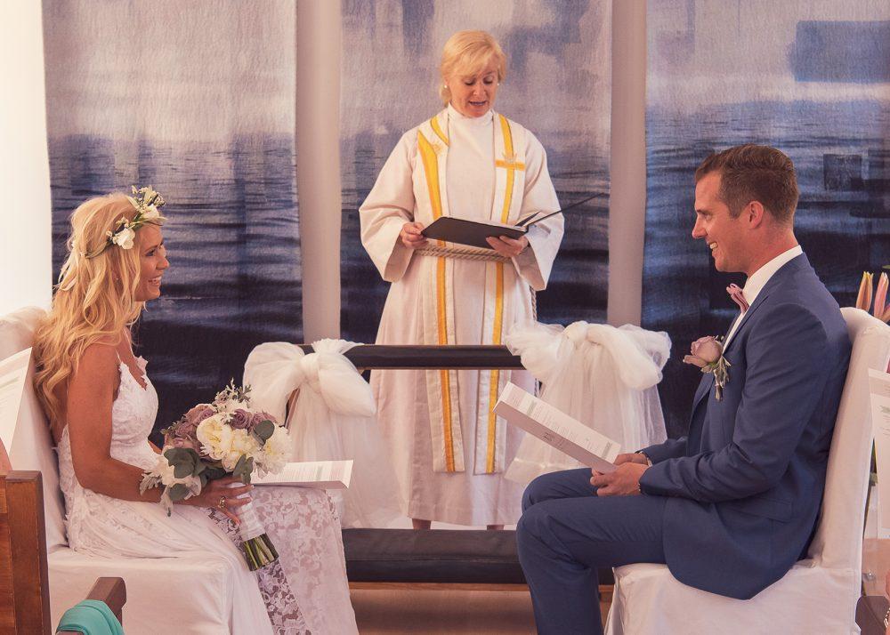 Norwegian wedding Mallorca wedding photographer