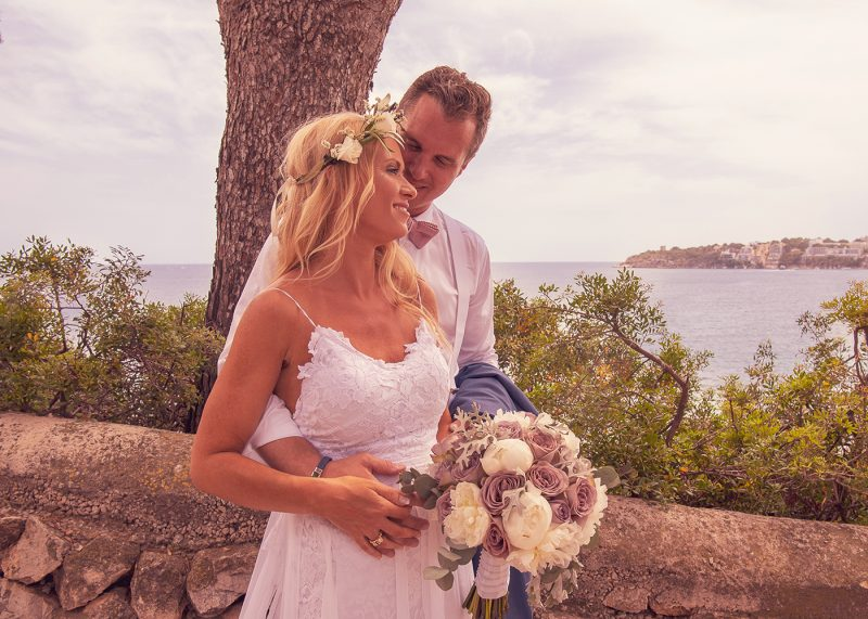 sjömannskirken Mallorca Bryllup
