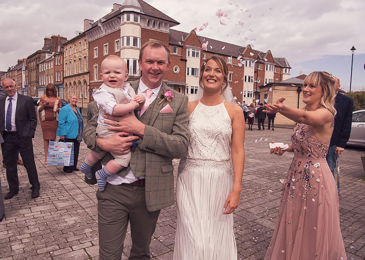 North Shields Registry Office Wedding Photographer