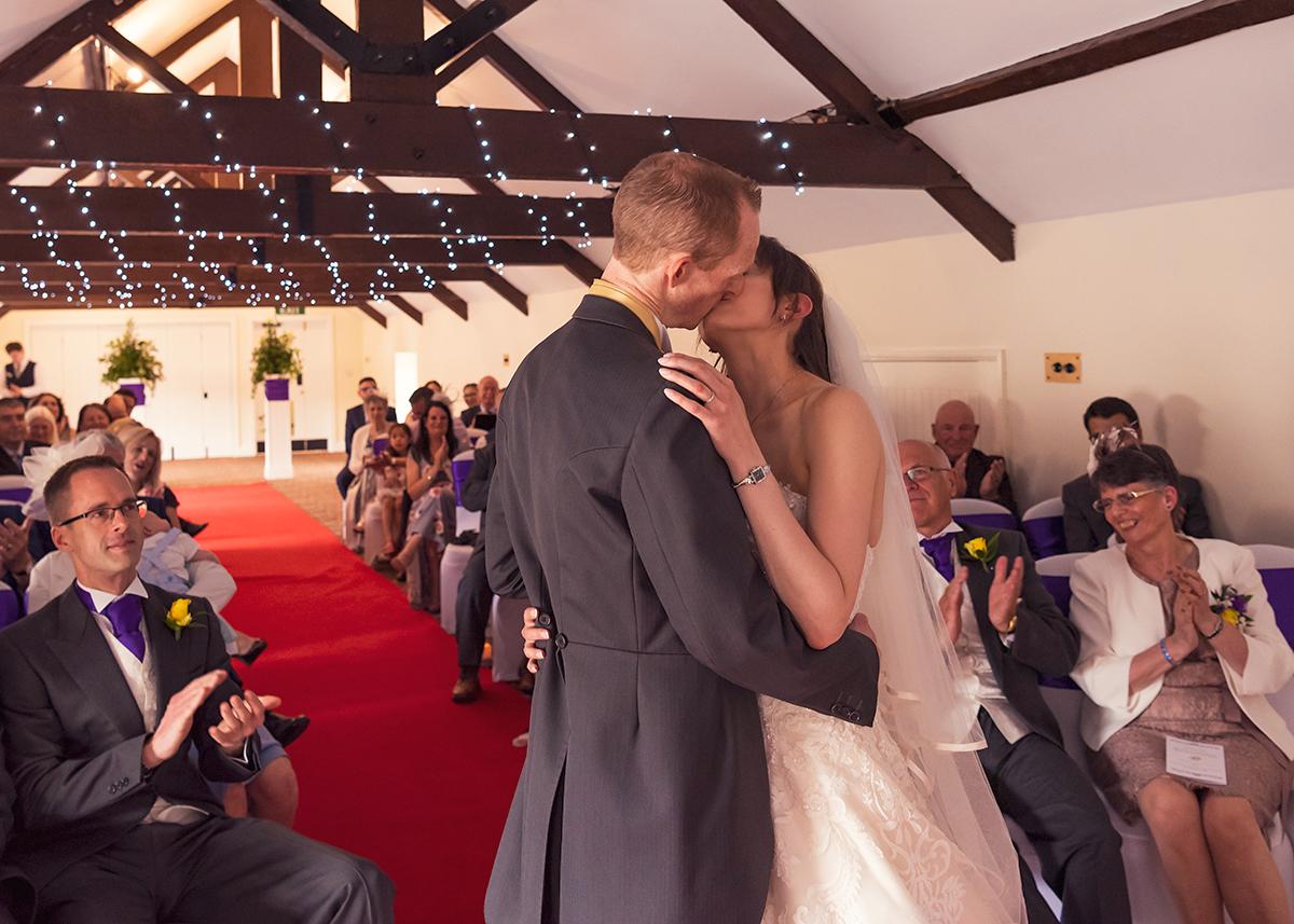 Linden Hall Wedding Photographer