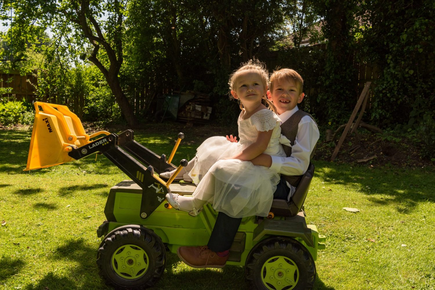 great ideas for children at weddings