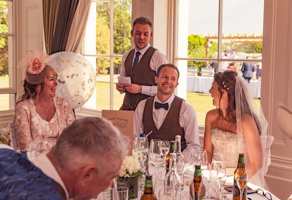 Seaham Hall Wedding Photographer