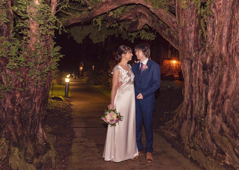 Northumberland Church Wedding Photographer