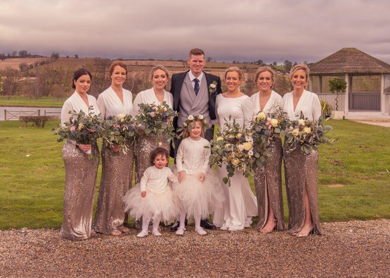 Yorkshire Barn Wedding Photography