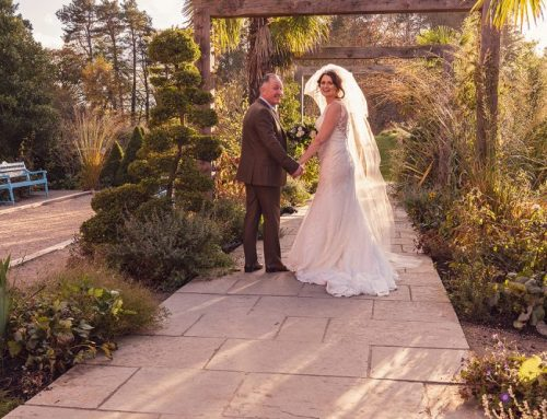 Using beautiful light for Autumn Weddings in glorious North East England