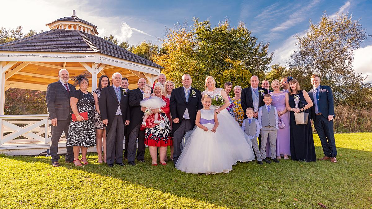 Holiday Inn Gosforth Park Wedding Photographer