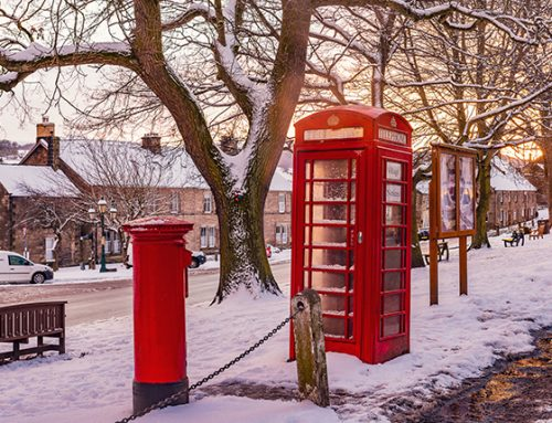 How to make beautiful winter landscape photos in 7 easy steps