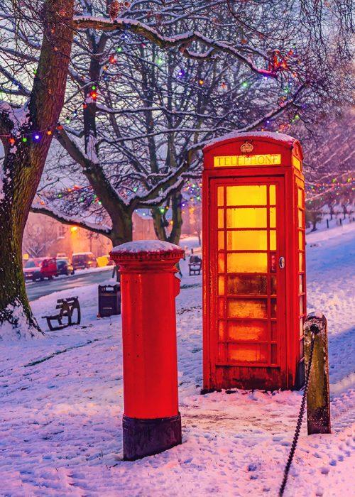 Rothbury at Christmas